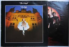 The O Band The Knife German 1977 LP + Innerbag A Band Called O