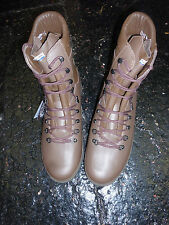 ALTBERG DEFENDER BROWN LEATHER BOOTS SIZE: 15M BRITISH ARMY ISSUE NEW IN BOX