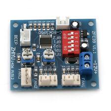 PWM CPU PC Fan Temperature Control Speed Controller Module 12V High-Temp Alarm