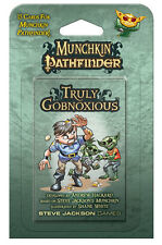 Munchkin Pathfinder Truly Gobnoxious 15 Card Booster Munchkin Card Game