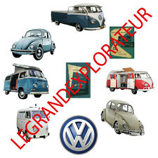 Ultimate  VW Beetle & Transporter Owner  Repair  Service Workshop Manuals on DVD