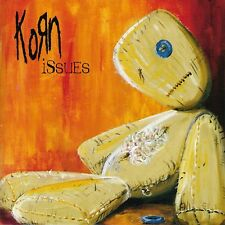 KORN - ISSUES - 2LP VINYL 1999 NEW NOT SEALED - RARE - MADE IN EU