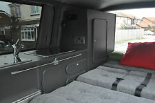 VW T5, T4 Conversion Furniture Plans, Renault Traffic, Mercedes Vito, Vivaro