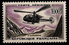 ALOUETTE, Gentille Alouette, Neuf * = Cote 46 € / Timbre France P. Aérienne 37