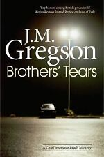 A Percy Peach Mystery: Brothers' Tears 17 by J. M. Gregson (2016, Paperback)