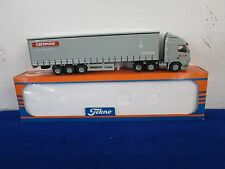 Volvo Cavewood Transport Articulated Truck by Tekno 1/50 Scale
