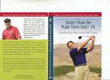 Golf-Secrets From The Plain Truth:5-How The Hips Work In The Golf Swing-Golf-DVD
