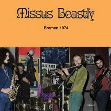 MISSUS BEASTLY: Bremen 1974; instrumental jazz-rock with Eddy Marron on guitar