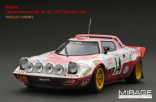 1:43 HPI DIECAST #8244 Lancia Stratos HF (#14) 1977 Monte Carlo