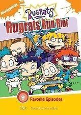 Rugrats - Rugrats Run Riot (DVD, 2005)