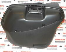 1998-on Ducati ST2 ST3 ST4 NOS BARE left side only saddle bag for CRASH REPAIR