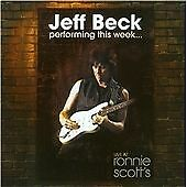 Jeff Beck - Performing This Week... Live at Ronnie Scott's (Live Recording,...