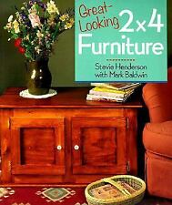 Great-Looking 2X4 Furniture-ExLibrary
