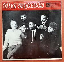 THE EQUALS-I WAN'T BE THERE YUGOSLAVIAN EP 7'' PS 1968 UNIQUE LABEL