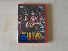 CMV Laservision - Dead Fury 2009 / DVD neu Splatter Hommage an Tanz der Teufel