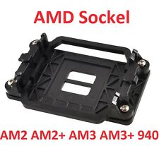 AMD zócalo negro Retention module CPU Cooler am2 am2+ am3 am3+ fm1 940 radiador.