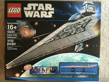 LEGO STAR WARS UCS 10221 Super Star Destroyer NISB New & Sealed