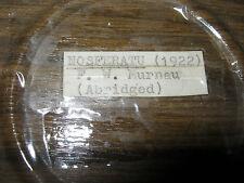 1922 NOSFERATU abridged SUPER8 8mm silent Film THE VAMPIRE f.w. murnau dracula