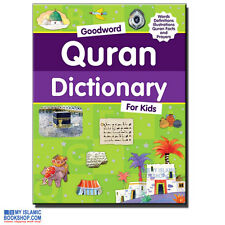 QURAN DICTIONARY FOR KIDS MUSLIM ISLAMIC CHILDREN GOODWORD BOOKS BEST GIFT IDEAS