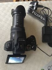 Fuji Finepix HS30 EXR Boxed 30x Zoom 16MP Upgrade On HS 10 / 20 Exr