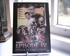 """SUPERBIKE"" DVD :-  "" EPISODE IV - ATTACK OF THE CLOWNS ""."
