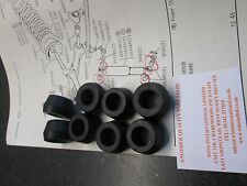 ROVER P6 FRONT SHOCK ABSORBER BUSHES SET OF 8