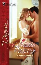 Forbidden Passion (Silhouette Desire) by Rose, Emilie