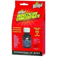 Bengal 33100 Liquid Insecticide Concentrate Kills Indoor & Out 2 oz Makes 2 Gal