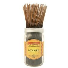 NEW Wildberry WIZARD Incense 10 sticks FREE SHIPPING! Citrus Cedar Birch Musk