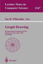 Graph Drawing: 6th International Symposium, GD '98 Montreal, Canada, August 13-1