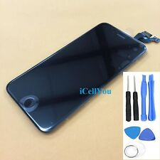 """Black LCD Touch Screen Display Digitizer Assembly for iPhone 6 4.7"""" + Tool Kit"""