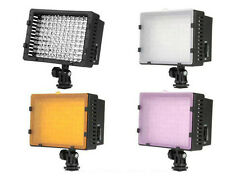 New Pro CN-126 LED Video Light Lamp for Canon Nikon DSLR Camera DV Camcorder
