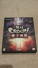 PS2 MUSOU OROCHI Warriors Orochi Limited Premium Box From Japan