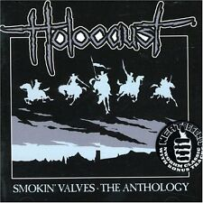 HOLOCAUST - Smokin' Valves The Anthology 2CD 2003 NWOBHM