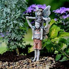 """Miniature Garden Fairy Buddies w/ 2"""" pick Faerie"""