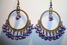 Large Long Indian~Asian Ethnic Boho Chandelier Earrings~ER41~uk seller~