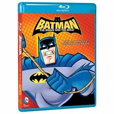 Batman: The Brave and the Bold: Complete Season Two (2)(Blu-ray)(Region Free)