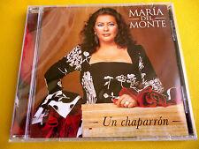 MARIA DEL MONTE Un chaparron - Precintada