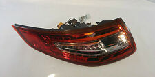 Porsche 911 997 Prefacelift 2005-2008 LED Rear Tail Light Red Clear N/S POR 989