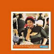 ELLA FITZGERALD-SINGS IRVING BERLIN SONG BOOK 2 CD NEU