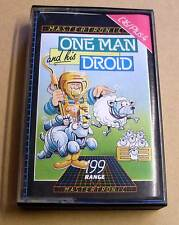 Commodore 16 / Plus4 C16 Spiel - One Man and his Droid - Kassette Cassette