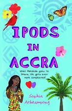 Ipods in Accra, Sophia Acheampong, New Book