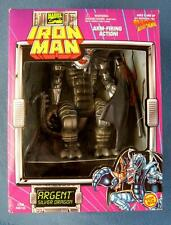 ARGENT SILVER DRAGON IRONMAN IRON MAN MARVEL COMICS TOYBIZ ACTION FIGURE