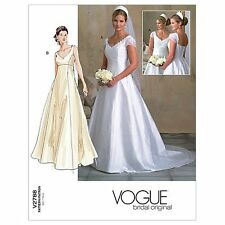 Vogue Pattern V2788/ 40337 Size 6-10  MISSES'/ MISSES' PETITE DRESS *BN/ Uncut*