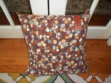 New Missoni Home Marge Herringbone Floral Decorative Pillow 24x24