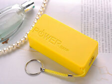 New 5000mAh 5V USB Power Bank 18650 External Battery Charger Box Case For Phone