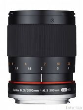 Samyang Reflex f/6.3 300mm ED UMC CS DSLR for Sony A - CLERANCE SALE !!!