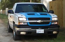 03 GMC SIERRA HEAD & FOG LIGHT HIGH BEAM KIT 04 05 06 07 All 6 Lights Turn On!!