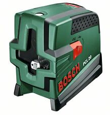 3 ONLY !! Bosch PCL 20 Cross Line Laser Level 0603008200 3165140471619