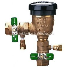"""Wilkins 1"""" 420XL Lead Free Backflow Preventer 1-420XL Pressurized Vacuum Breaker"""